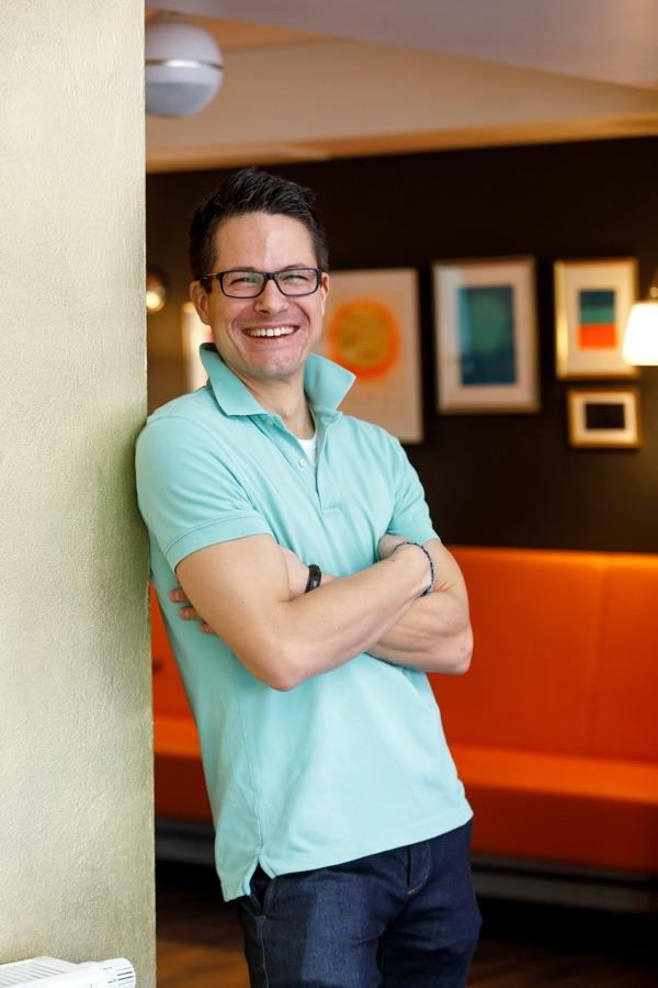 Martin Stockburger, Geschäftsführer der Koncept Hotels
