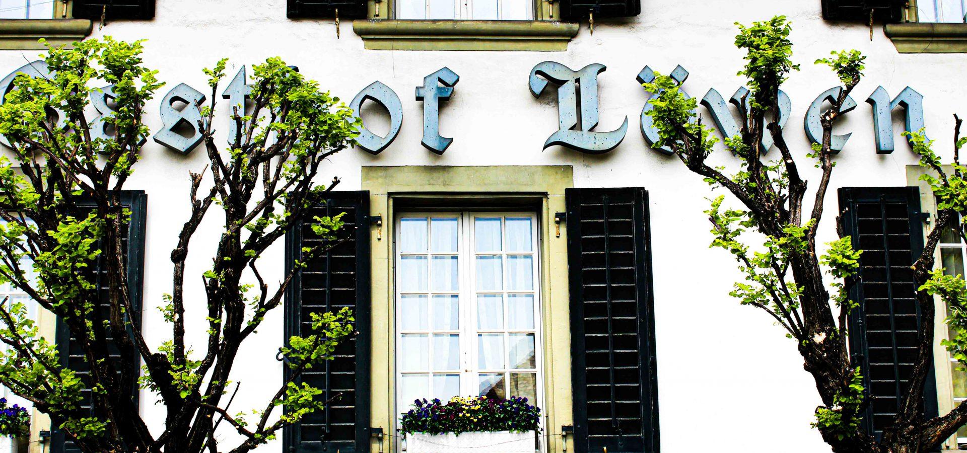 Koncept Hotel Löie in Münsingen near Bern