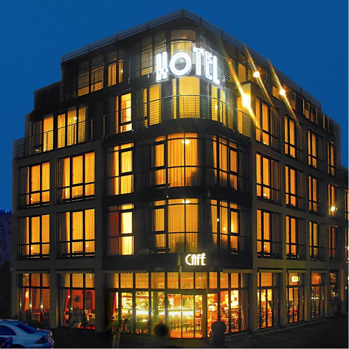 Koncept Hotel H2O in Siegburg close to Bonn and Cologne