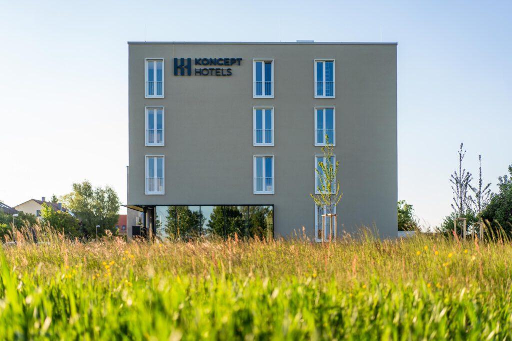 Koncept Hotel Neue Horizonte in Tübingen Cyber Valley