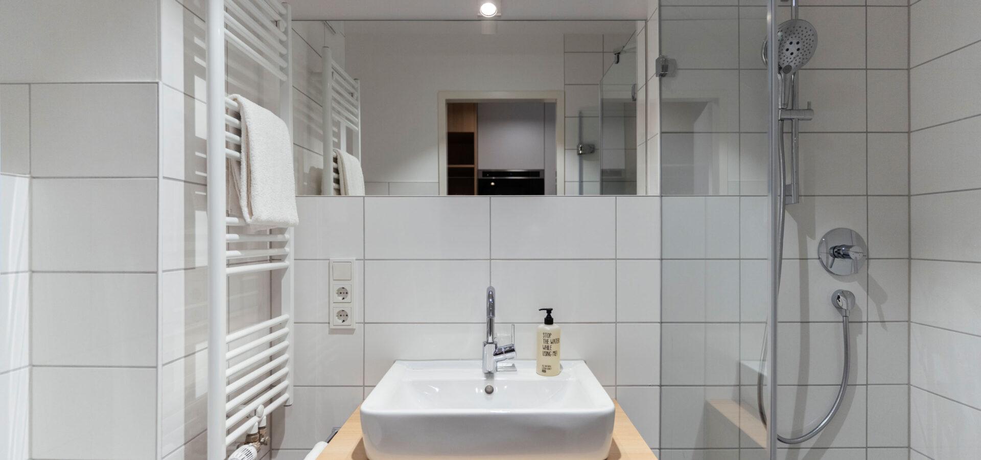SMALL Zimmer im Koncept Hotel Neue Horizonte in Tübingen Cyber Valley